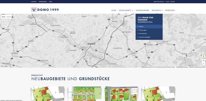 Unsere neue Homepage ist fast fertig